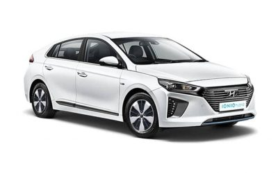 A Review of the 2019 Hyundai Ioniq